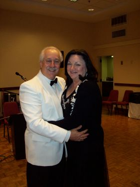 Jeff and Janet at Unicoi dance