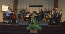 WellStrung Wood in concert 2005